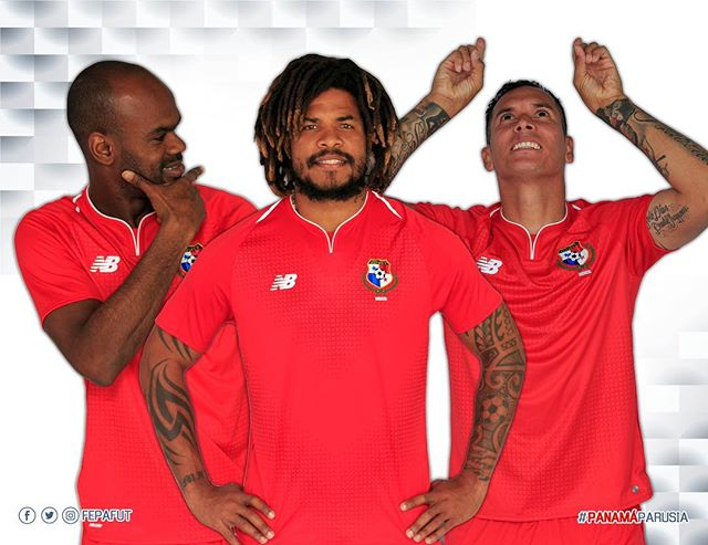 new balance panama home jersey 2018