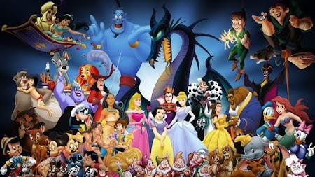 Gebrakan Baru Dunia Disney