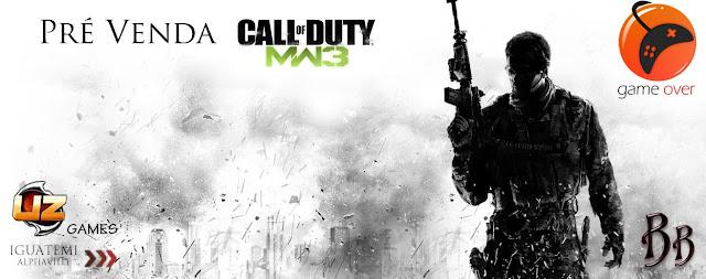 Call of Duty: Modern Warfare 3 tem trailer de lancamento | Game Over 17