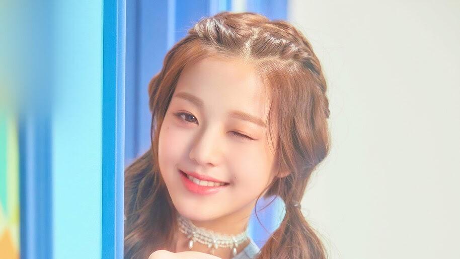 IZ*ONE, 아이즈원, Wonyoung, 원영, Cute, Wink, 4K, #6.1796