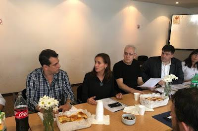 La presidenta de la Auditoría General de la CABA, Cecilia Segura, convocó a una mesa de trabajo con pymes y empresas recuperadas