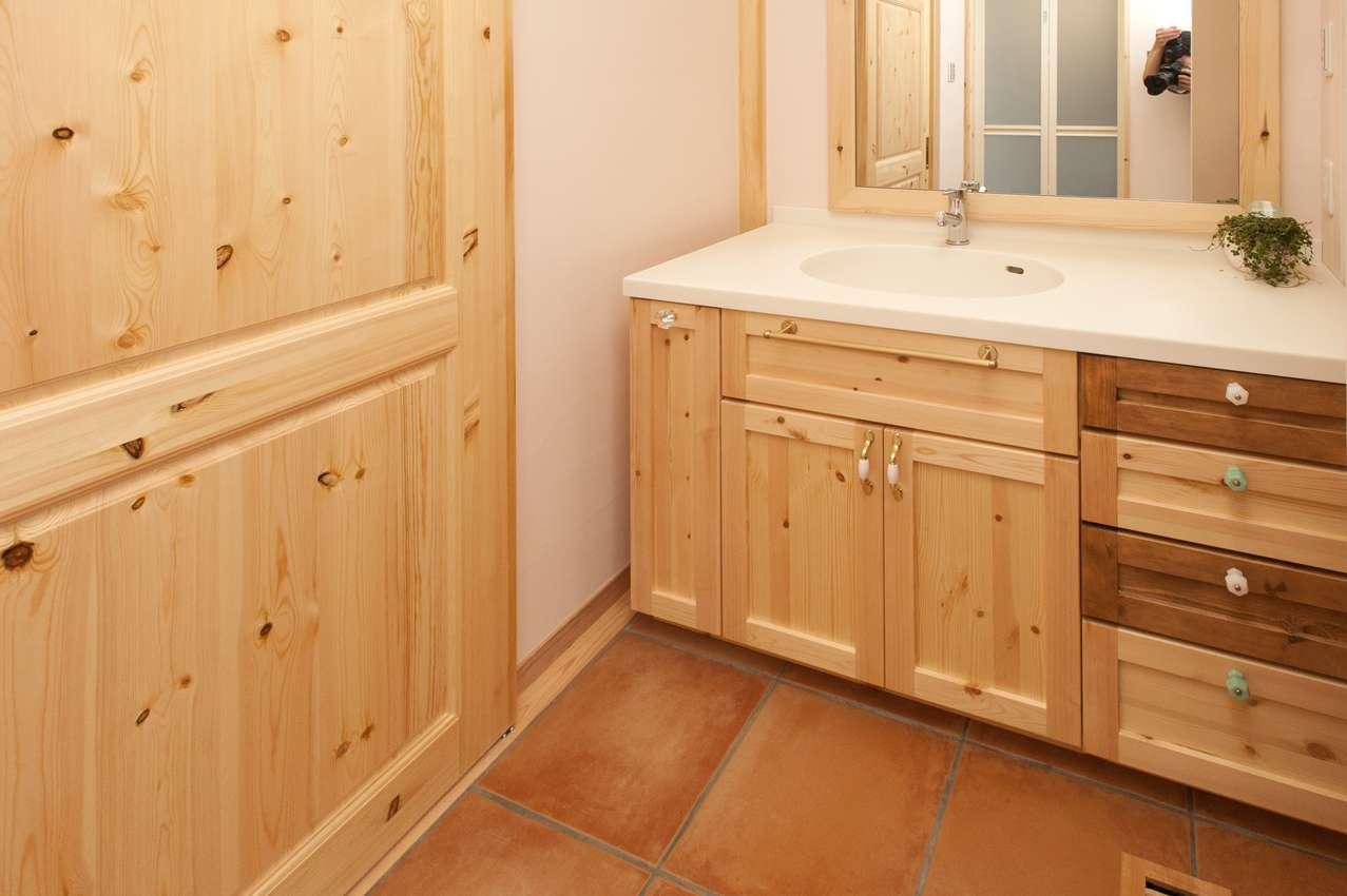 自然素材の家 みのや 全館空調