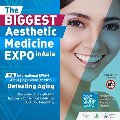 International SWAM 2016, Event Destinasi Wisata Kecantikan dan Kesehatan Bergengsi Di Indonesia