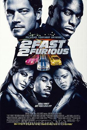 2 Fast 2 Furious (2003) 1080p
