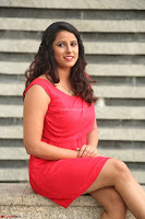 Shravya Reddy in Short Tight Red Dress Spicy Pics ~  Exclusive Pics 064.JPG