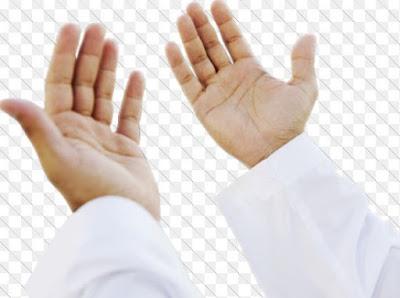 Gambar Berdoa Tangan Menengadah Islami Muslim dan Muslimah