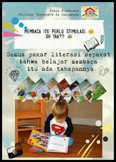 rangsangan membaca
