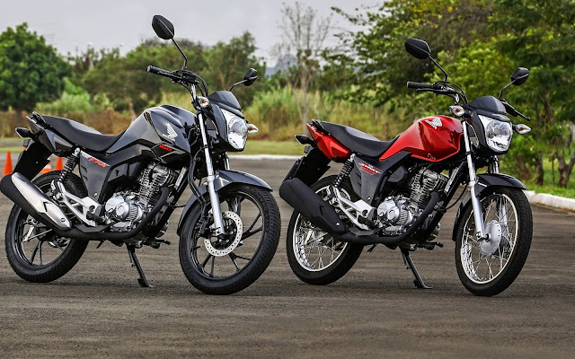 Honda CG 125 e 160 2019