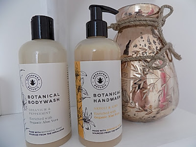Greenfrog Botanical Bodywash | Handwash review