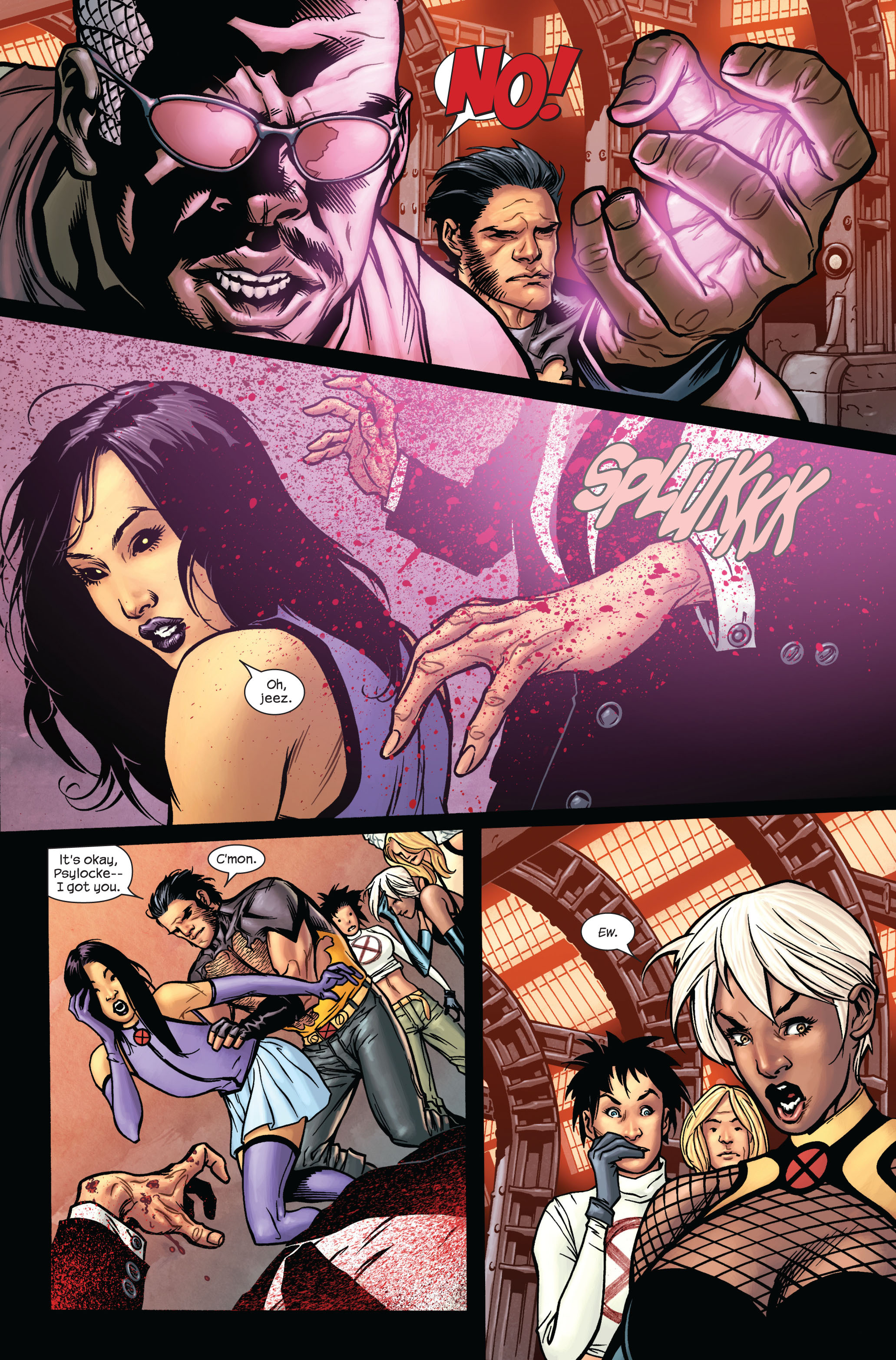 Read online Ultimate X-Men comic -  Issue #87 - 5