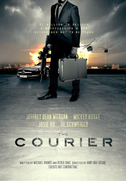 Download The Courier (2012) BluRay 720p