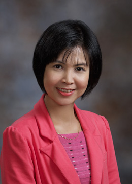 Piyanee (Klainin) YOBAS, Associate Professor in the Centre for Nursing Studies, Yong Loo Lin School of Medicine in National University of Singapore.