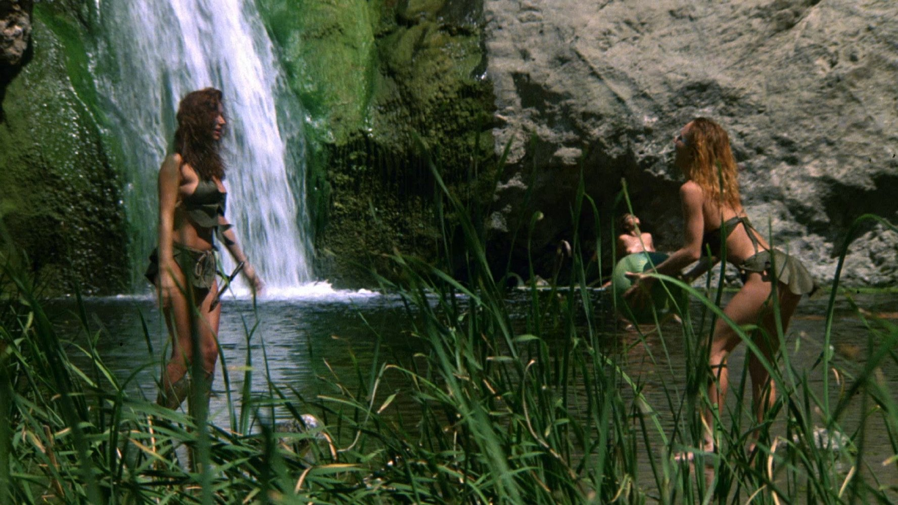 Women in jungle movies, carrie milbank hot