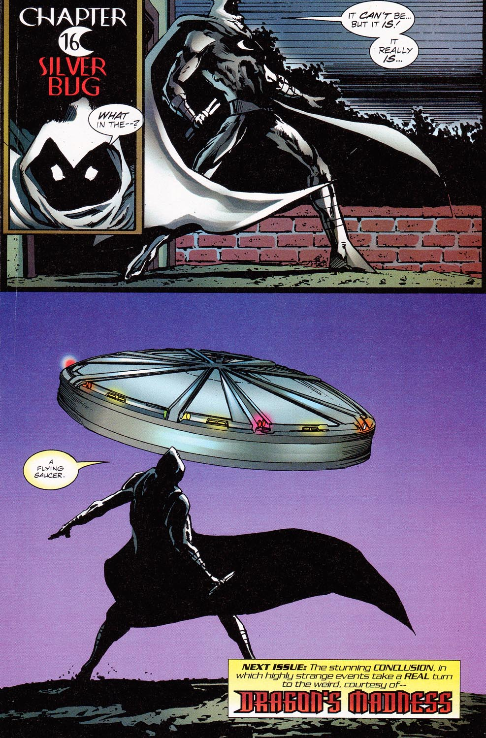 Moon Knight: High Strangers issue 3 - Page 23