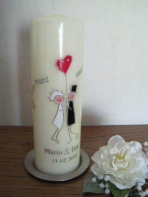 Helgas Kerzen und Kartenzauber Juli 2011