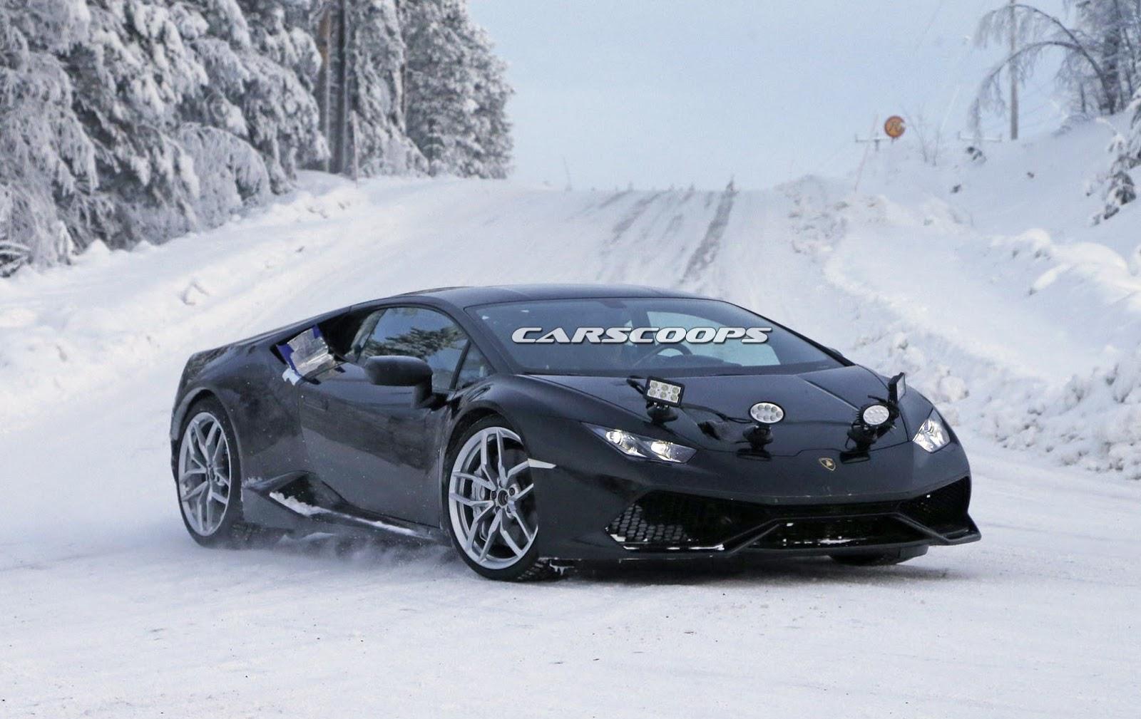 Toyota Supra 2016 >> Lamborghini Huracan Superleggera Can Run, Not Hide