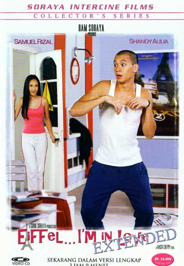 Eiffel I'm in Love (2003) DVDRip