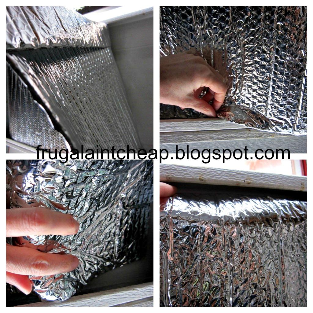 Frugal Ain T Cheap Insulate Your Garage Door