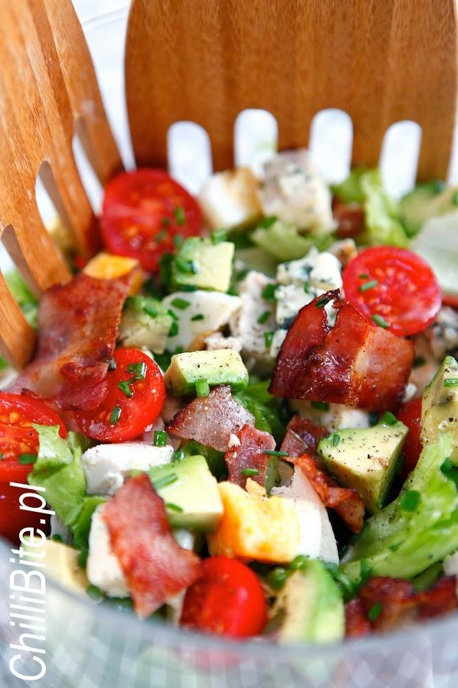 składniki cobb salad