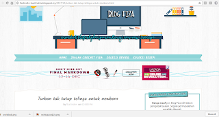 template,blog,cantik,menarik,mudah,senang,di,reka,