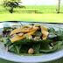 Mango Cucumber Salad with Mango Citrus Vinaigrette