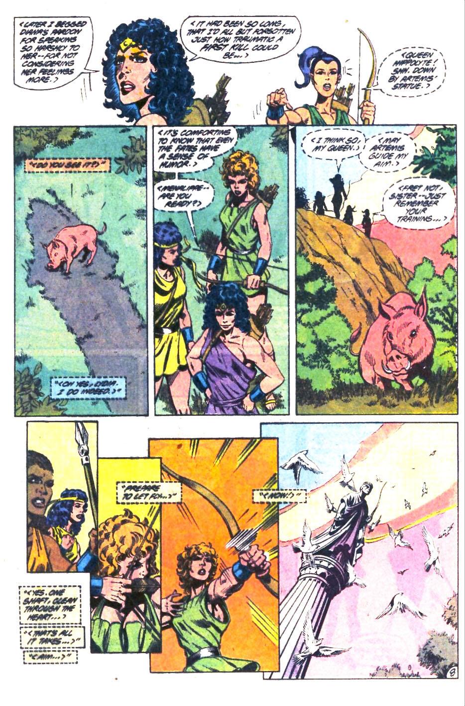 Read online Wonder Woman (1987) comic -  Issue #32 - 9