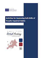 Link to Course Manual - Activities for Improving Soft-Skills in Visually Impaired Adults