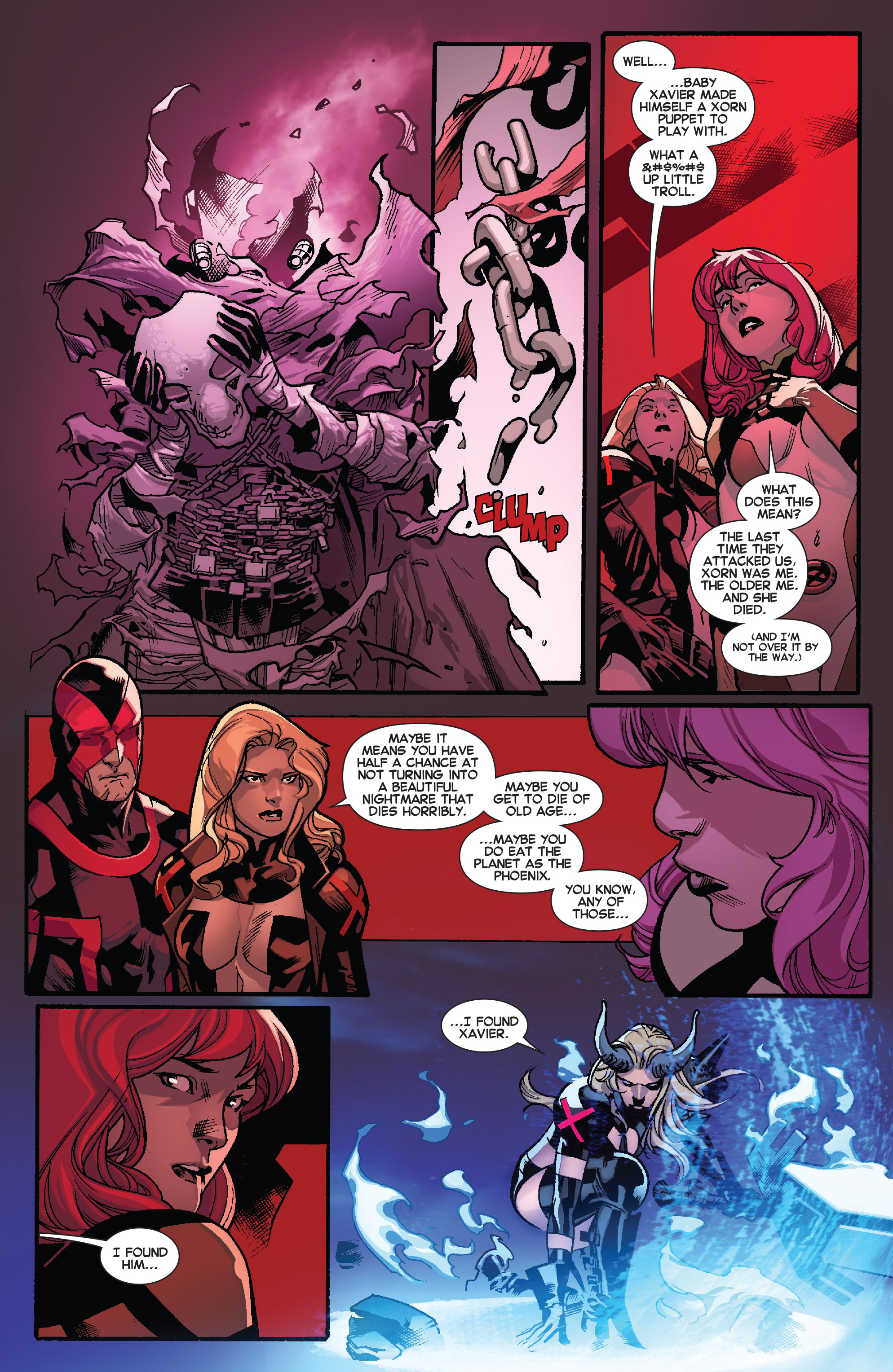Read online All-New X-Men (2013) comic -  Issue #29 - 13