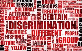 Diskriminasi Identitas