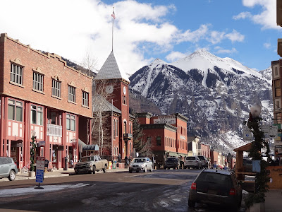Colorado Street Telluride
