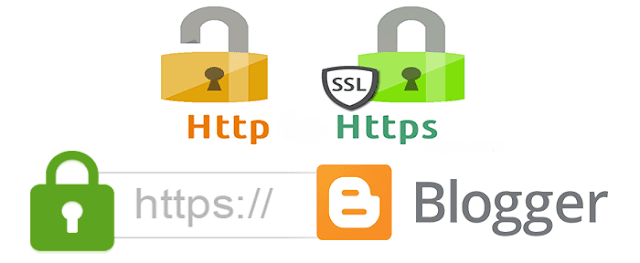 Change HTTP to HTTPS in Blogger Domain