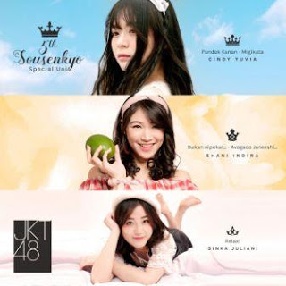Download Lagu MP3 Video  JKT48 - Pundak Kanan (Migikata)