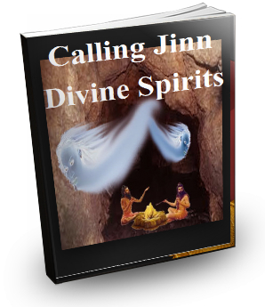 Calling Jinn or Divine Spirits Spells eBook