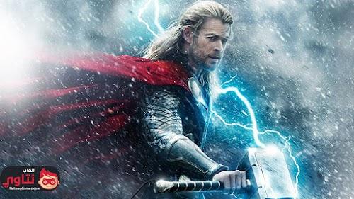 تحميل لعبة ثور اخر اصدار 2017 Thor The Dark World للاندرويد والايفون
