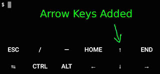 How to Enable Extra Keys in Termux   Enable any key Termux