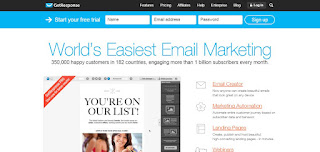 Top 4 Email Marketing Platform for Your Business Growth getresponce