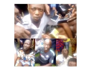 Man who inserted pepper into girl's private part paraded (Video)