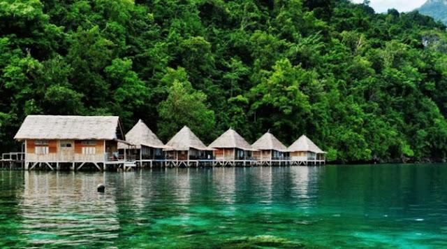 Inilah Tujuh Objek Wisata Pantai Paling Indah Di Indonesia