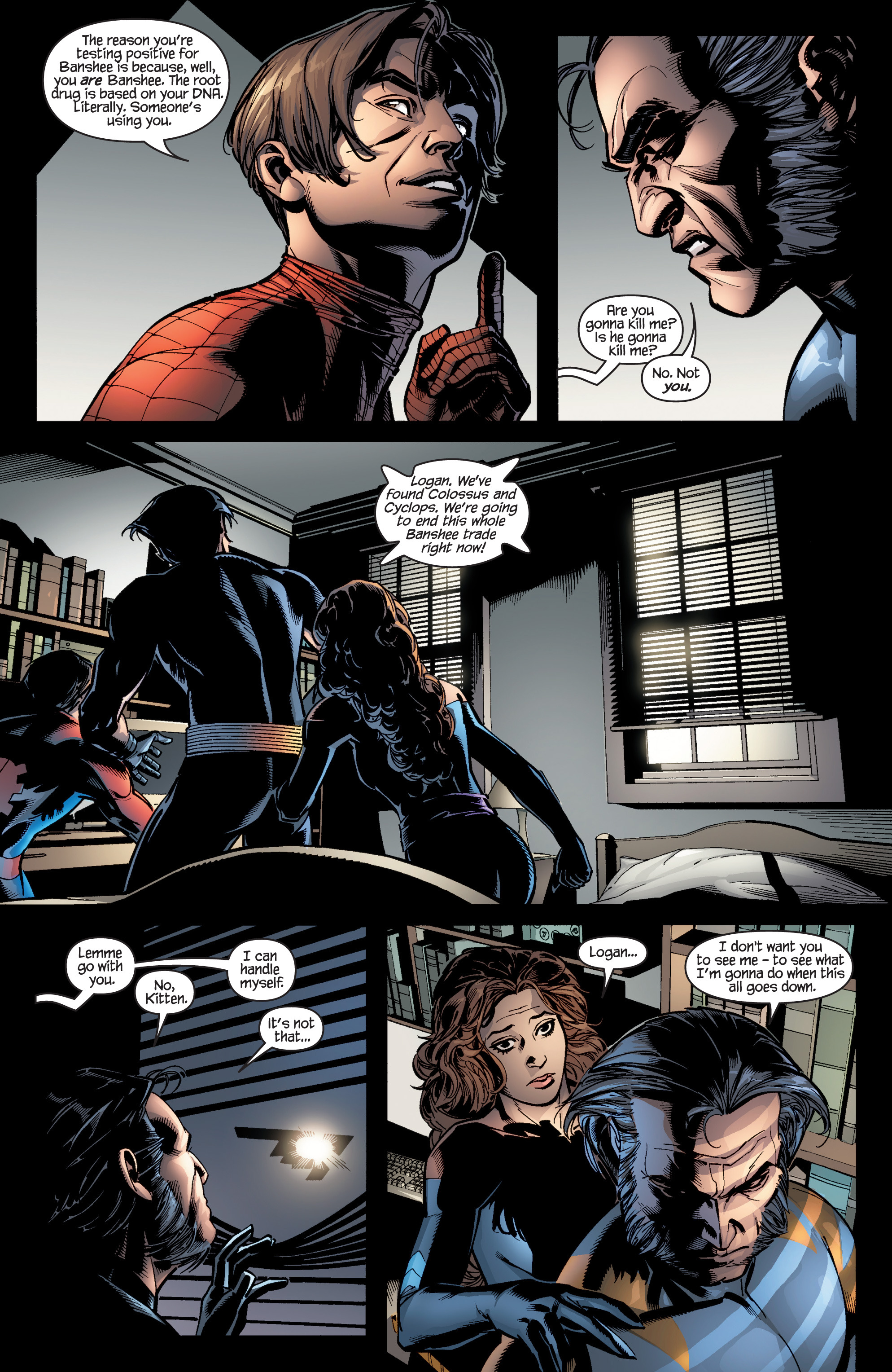 Read online Ultimate X-Men comic -  Issue #96 - 14