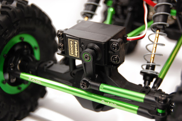 Axial AX10 Scorpion cheap servo