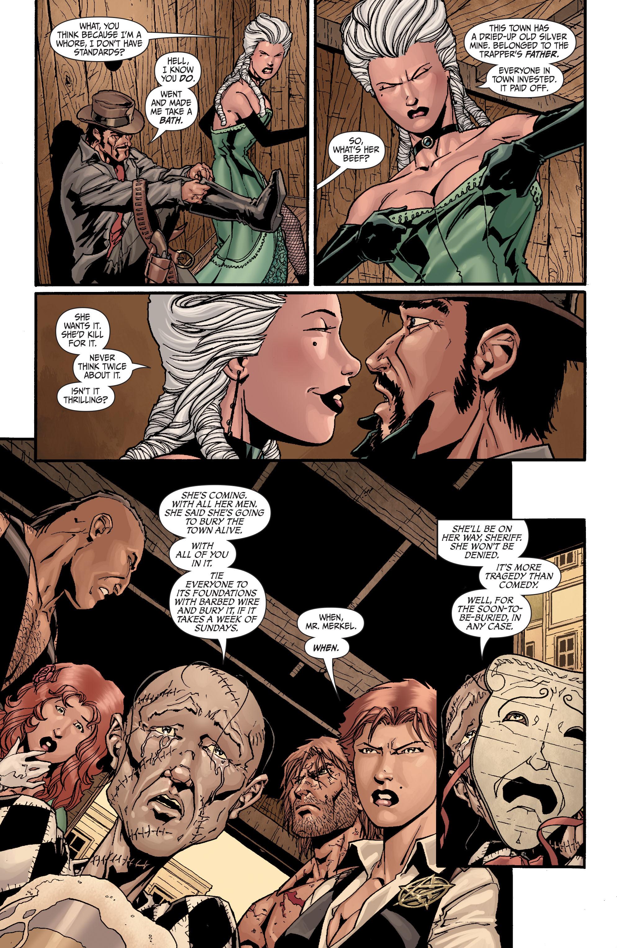 Read online Secret Six (2008) comic -  Issue #24 - 11