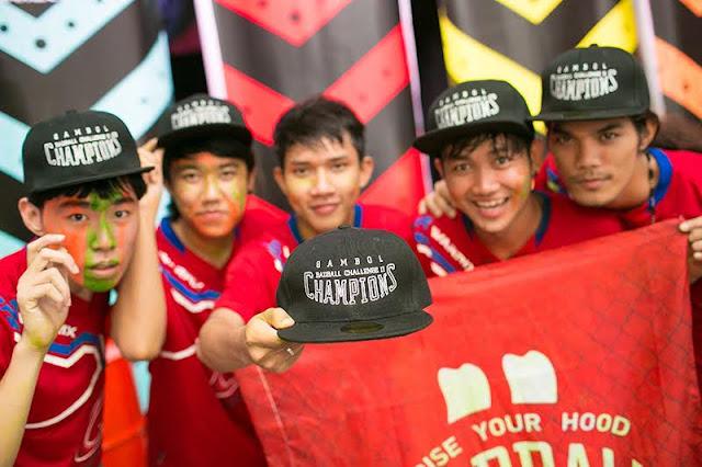 GAMBOL Badball Challenge ครั้งที่ 2