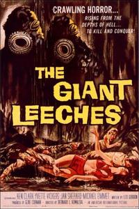 Watch Attack of the Giant Leeches Online Free in HD