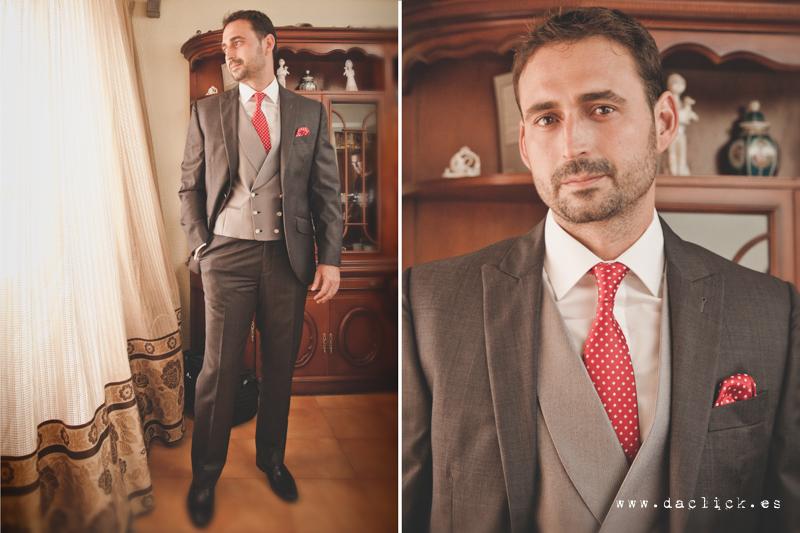 traje de novio Fonso Gala