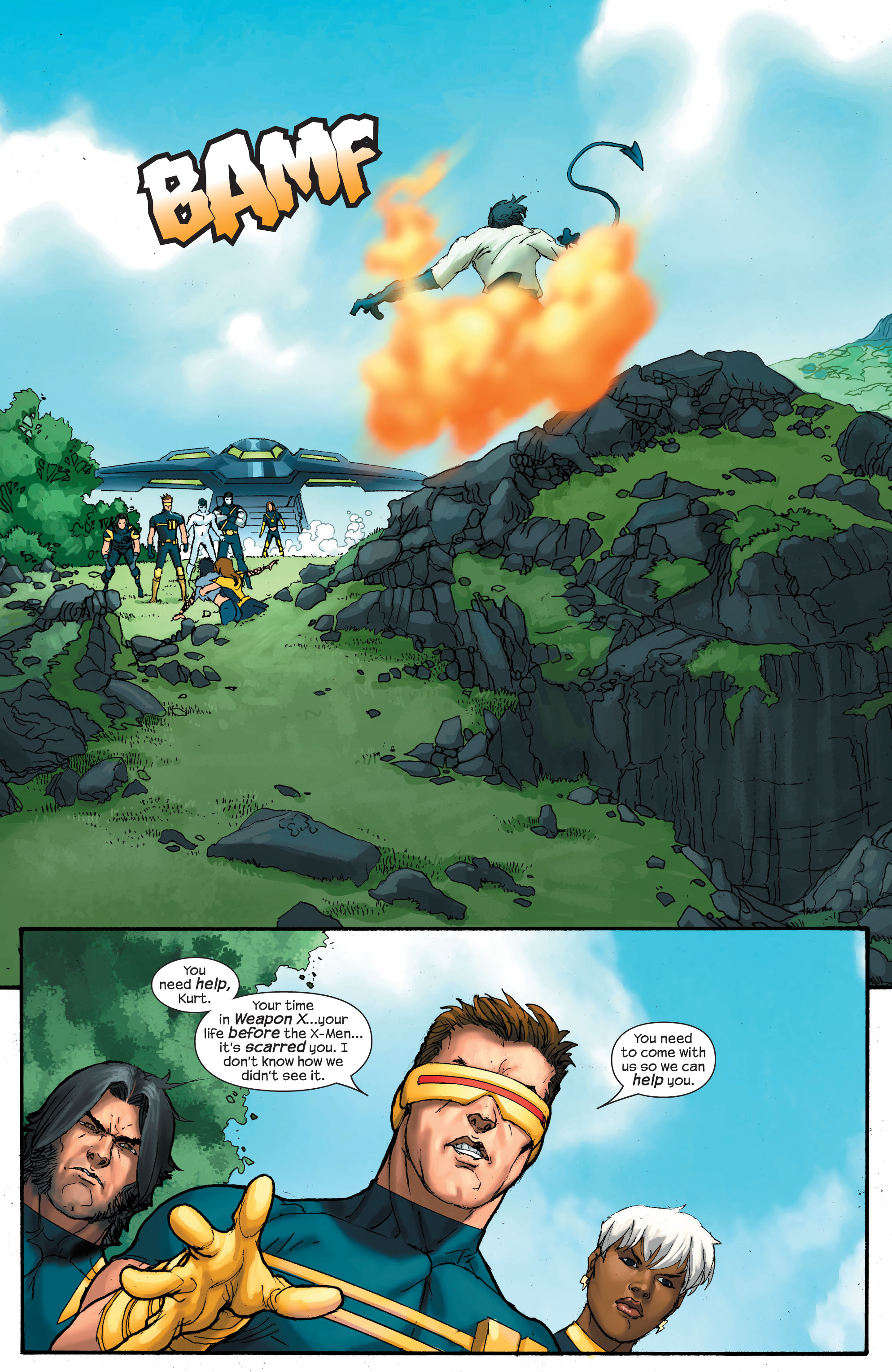 Read online Ultimate X-Men comic -  Issue # _Annual 2 - 23