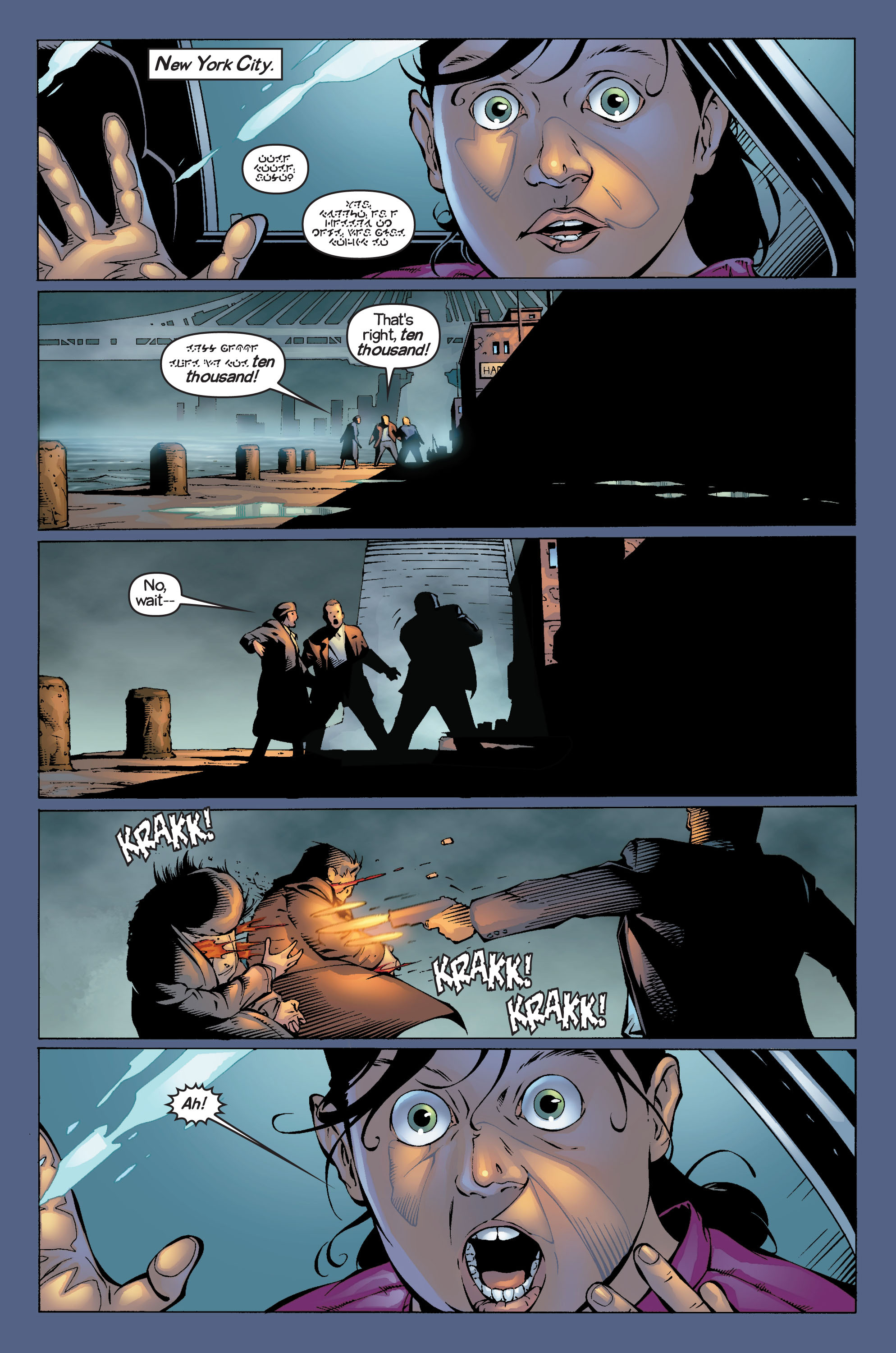 Read online Ultimate X-Men comic -  Issue #13 - 3