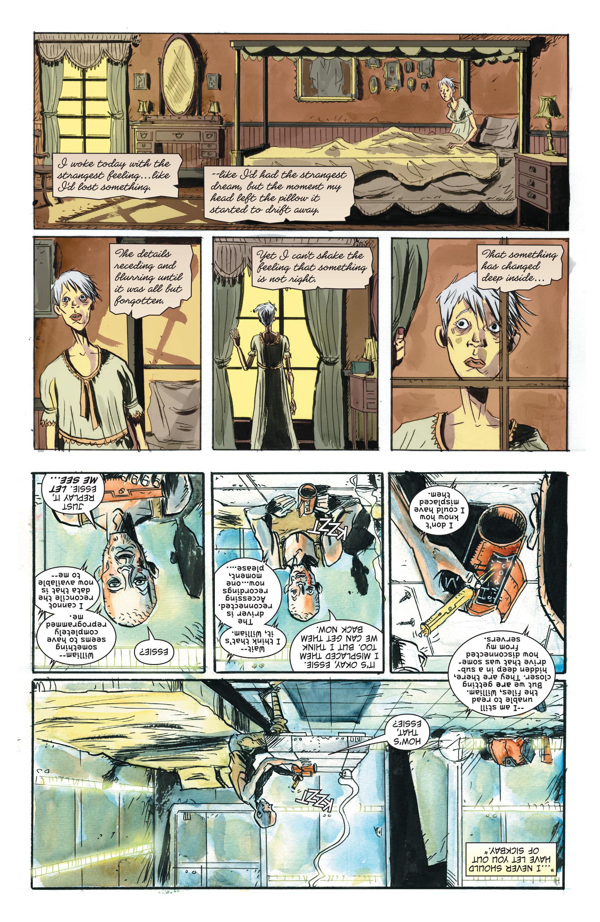 Read online Trillium comic -  Issue # TPB - 99