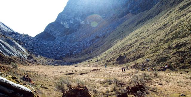 puncak gunung trikora