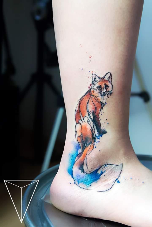 Pierwszy tatuaż i kolorowe inspiracje, w wykonaniu polskich tatuażystów.