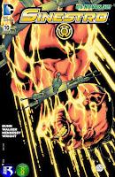 Os Novos 52! Sinestro #10